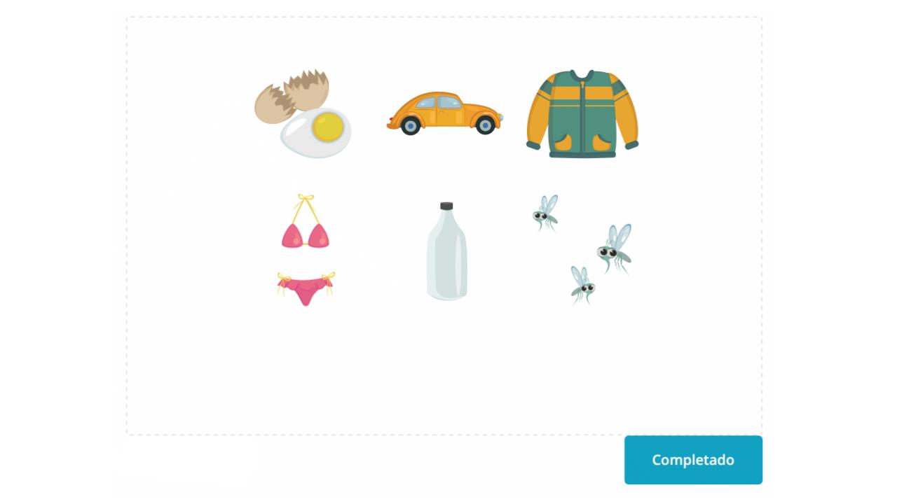 Leer imágenes, letras, sílabas y palabras en linea